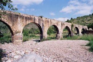 Acueducto Romano de Alfondeguilla