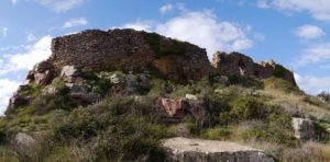 Castillo de Castro - Alfondeguilla