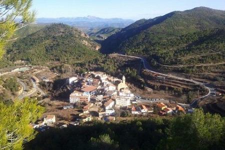 Torralba del Pinar en Sierra Espadan
