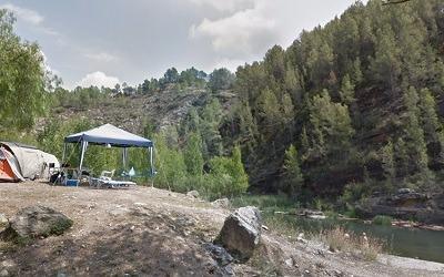 Camping Castellón Interior