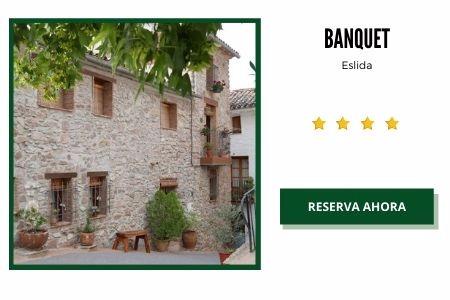 Casas Rurales en Eslida