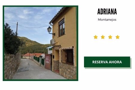 casas rurales Sierra de Espadan castellon