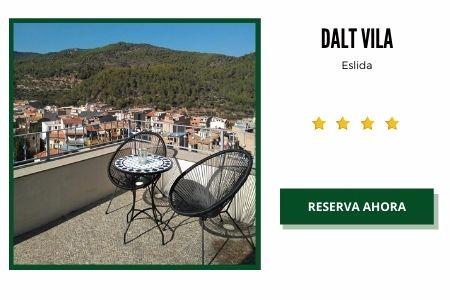 Hoteles Rurales en Sierra Espadan