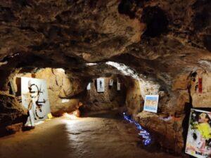 Cova del Orguens en el Paraje de San José de La Vall de Uxó